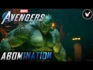 Мерзость - ABOMINATION - Marvel's Avengers
