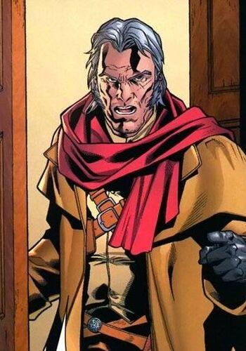 Abraham Van Helsing (Tierra-616)