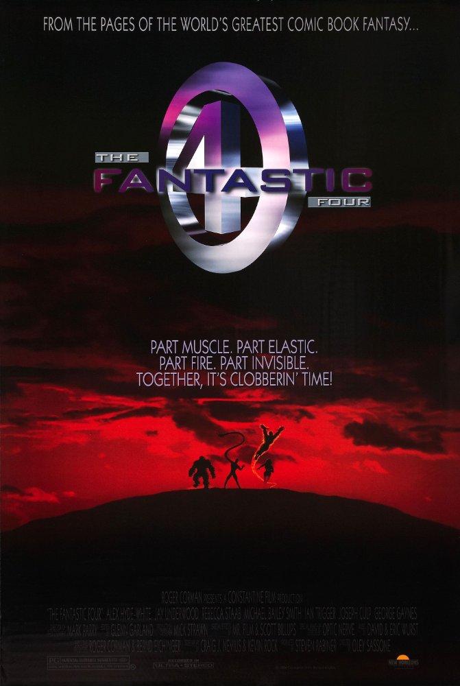 Fantastic Four (película de 1994)