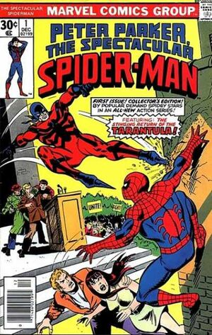 Peter Parker, O Espetacular Homem-Aranha Vol 1 1.jpg