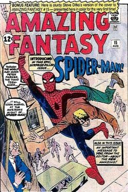 Amazing Fantasy Vol 1 15 Variant Original Ditko Cover.jpg