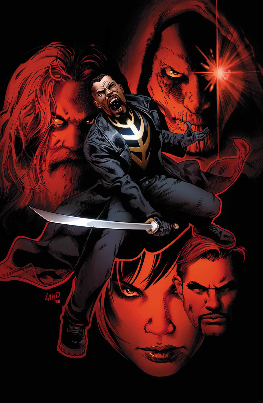 Eric Brooks (Tierra-616)