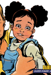 Danielle Cage (Earth-616) from Power Man and Iron Fist Vol 3 3 001.png