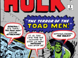 O Incrível Hulk Vol 1 2