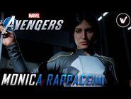 Моника Раппаччини - Monica Rappaccini - Marvel's Avengers