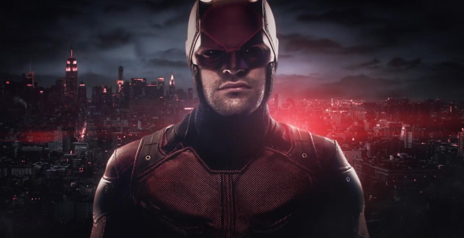 The War Knight/SpoilerMarvel: Marvel revela el traje rojo de Daredevil