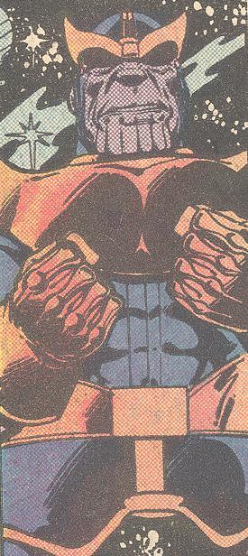 Thanos (Terra-829)/Galeria