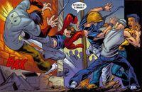 USM 65 Peter Parker saves the innocent girl.jpg
