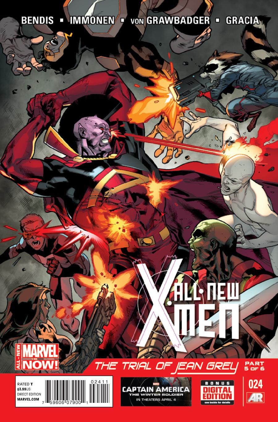 Novíssimos X-Men Vol 1 24