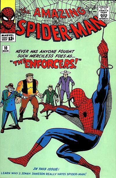 O Espantoso Homem-Aranha Vol 1 10 Clássica.jpg