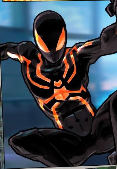 Uniforme Furtivo do Homem-Aranha