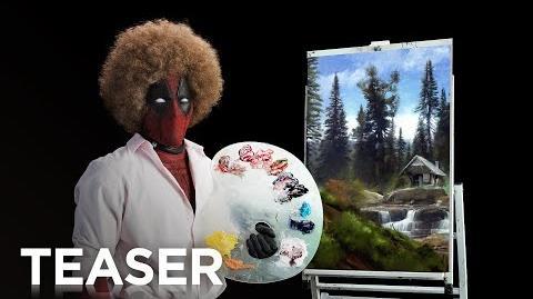 "Deadpool 2 Official HD Deadpool's ""Wet on Wet"" Teaser 2018"