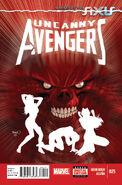 Uncanny Avengers Vol 1 25