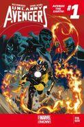 Uncanny Avengers Vol 1 18.NOW