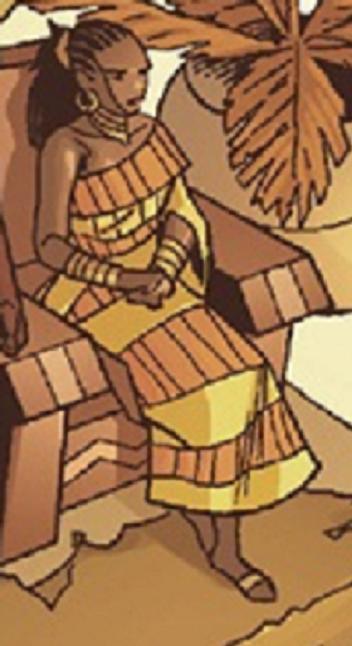 N'Yami (Tierra-616)