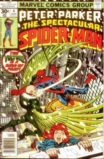 Peter Parker, O Espetacular Homem-Aranha Vol 1 4