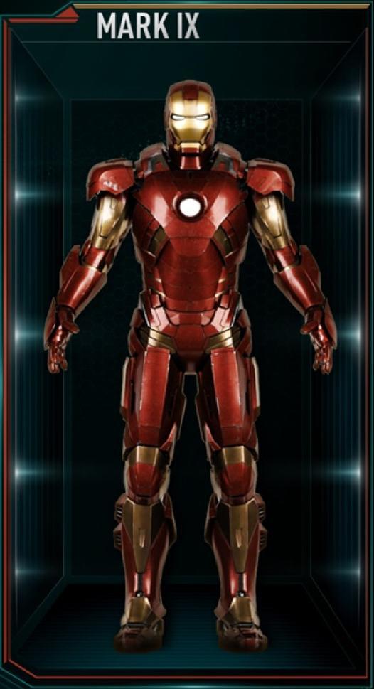 Armadura de Iron Man MK IX (Tierra-199999)