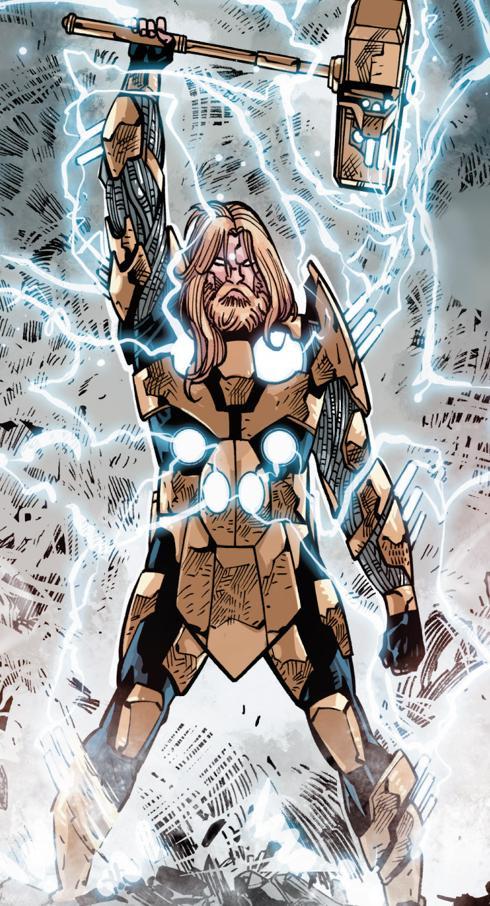 Thor Odinson (Tierra-1610)