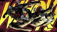 Dark daredevil vs bullseye