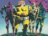 Guardianes de la Galaxia (Tierra-691)