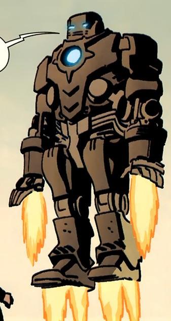 Anthony Stark (Terra-10091)