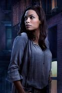 Claire Temple (Earth-199999) from Marvel's Daredevil poster 007