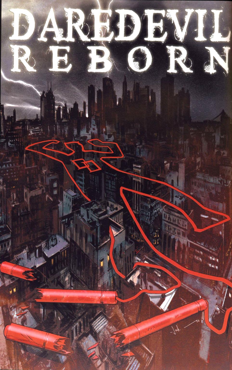 Daredevil: Renacimiento Vol 1 1