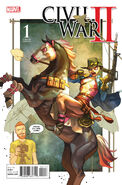 Civil War II Vol 1 1 Party Variant