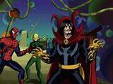 Ultimate Spider-Man (Serie Animada) Temporada 1 13
