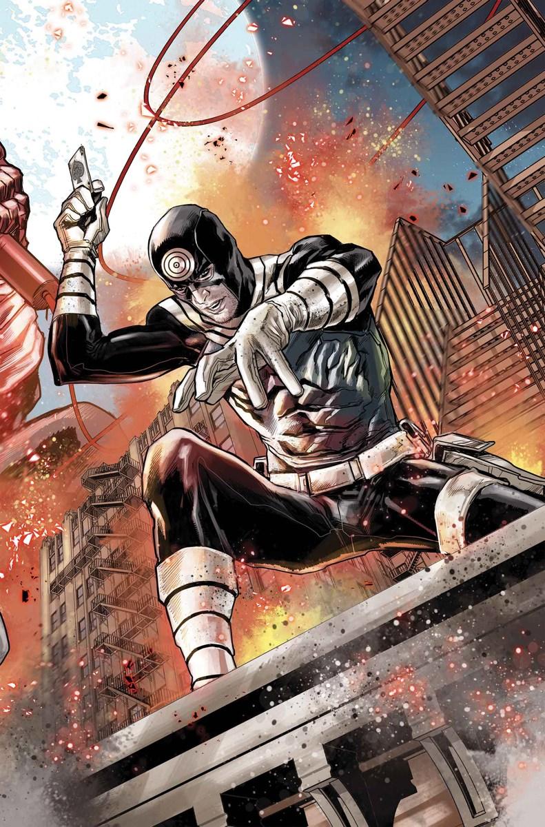 Bullseye (Lester) (Tierra-616)
