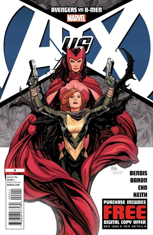 The Lord Zeke/Los Vengadores Vs. Los X-Men