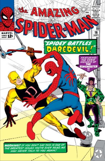 O Espantoso Homem-Aranha Vol 1 16