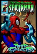 Spider-Man Game Covers 6