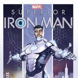 Superior Iron Man Vol 1 1