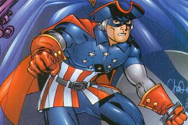 Steven Rogers (Guerra Revolucionária) (Terra-616)