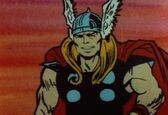 Thor en Marvel Super Heroes 1966