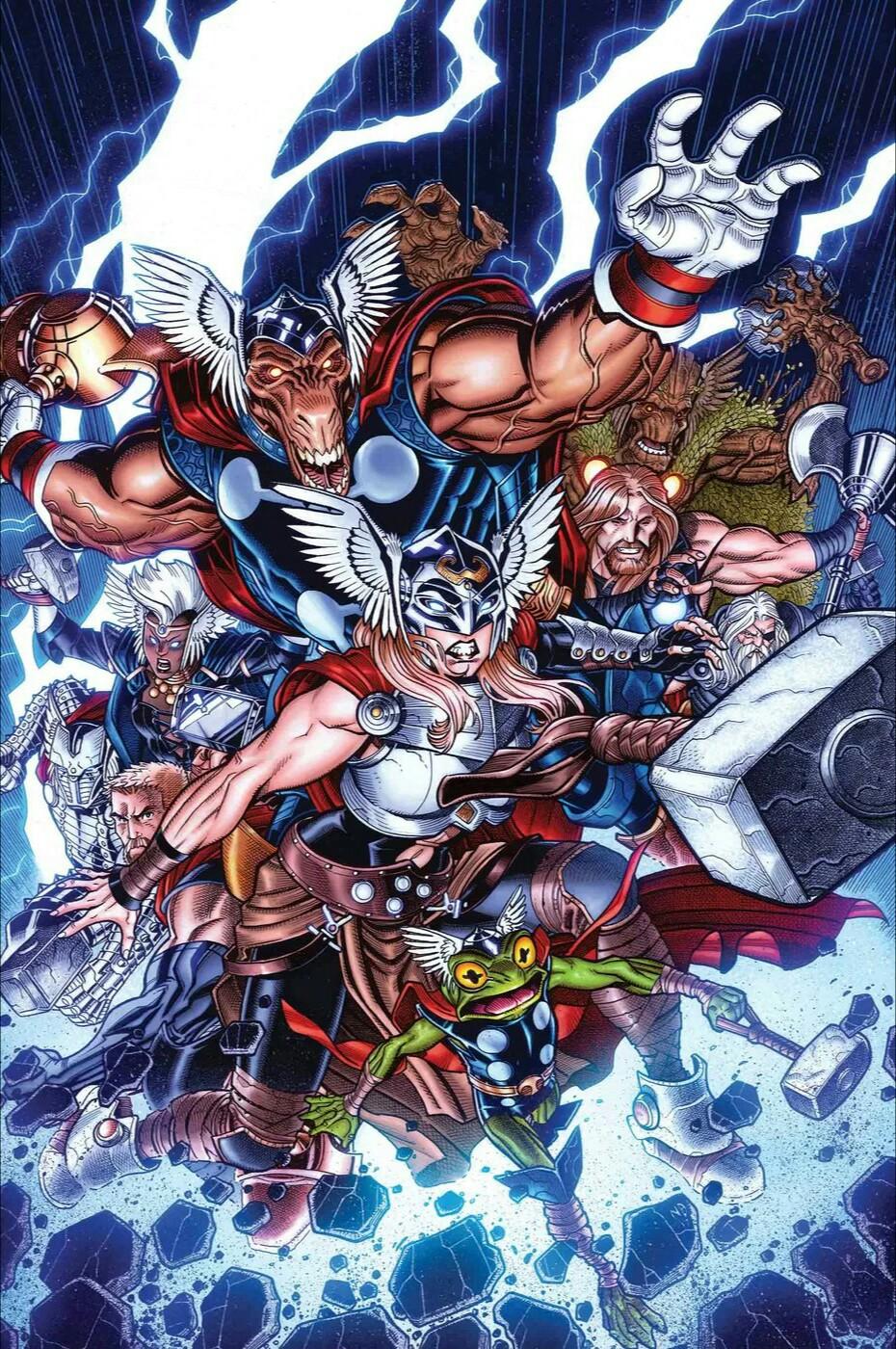 Tropa Thor (Terra-15513)