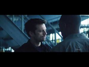 Friends - Marvel Studios' The Falcon and The Winter Soldier - Disney+