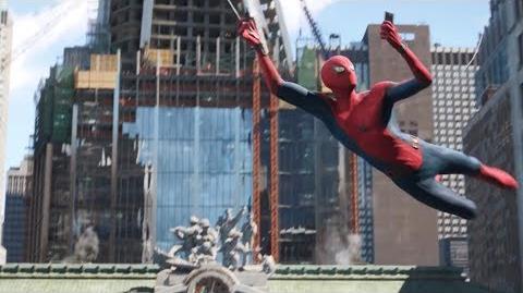 Человек-Паук вдали от дома - тизер-трейлер