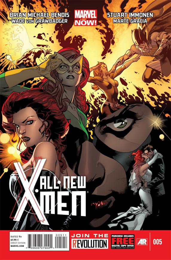 Novíssimos X-Men Vol 1 5