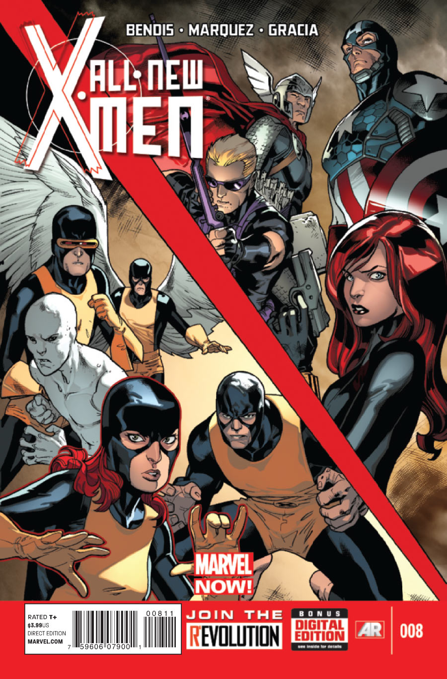 Novíssimos X-Men Vol 1 8