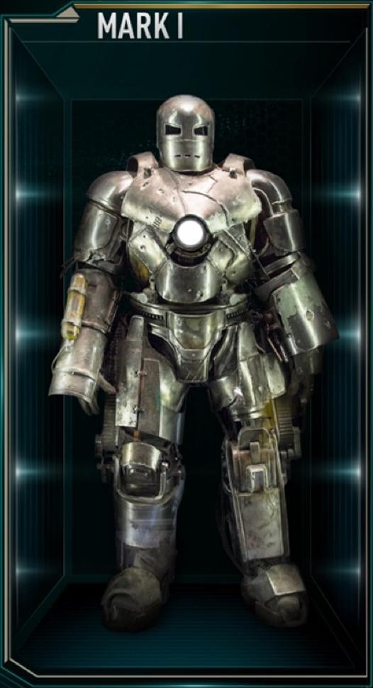 Armadura de Iron Man MK I (Tierra-199999)