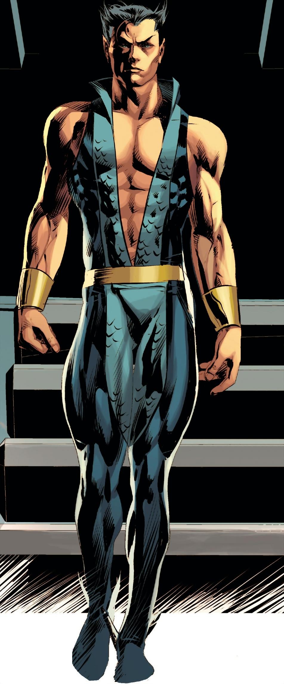 Namor McKenzie (Terra-616)/Galeria