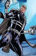Nicholas Fury (Earth-616) from Fantastic Four Vol 6 25 001