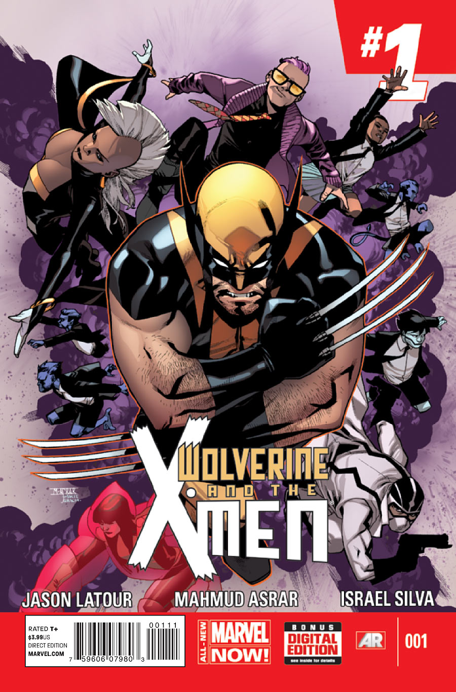 Wolverine e os X-Men Vol 2 1
