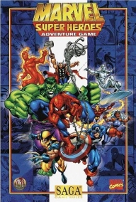 Marvel Super Heroes Adventure Game