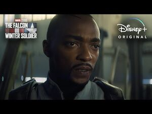 Hurt - Marvel Studios' The Falcon and The Winter Soldier - Disney+