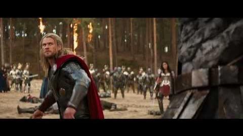 Thor O Mundo Sombrio - Trailer oficial-0