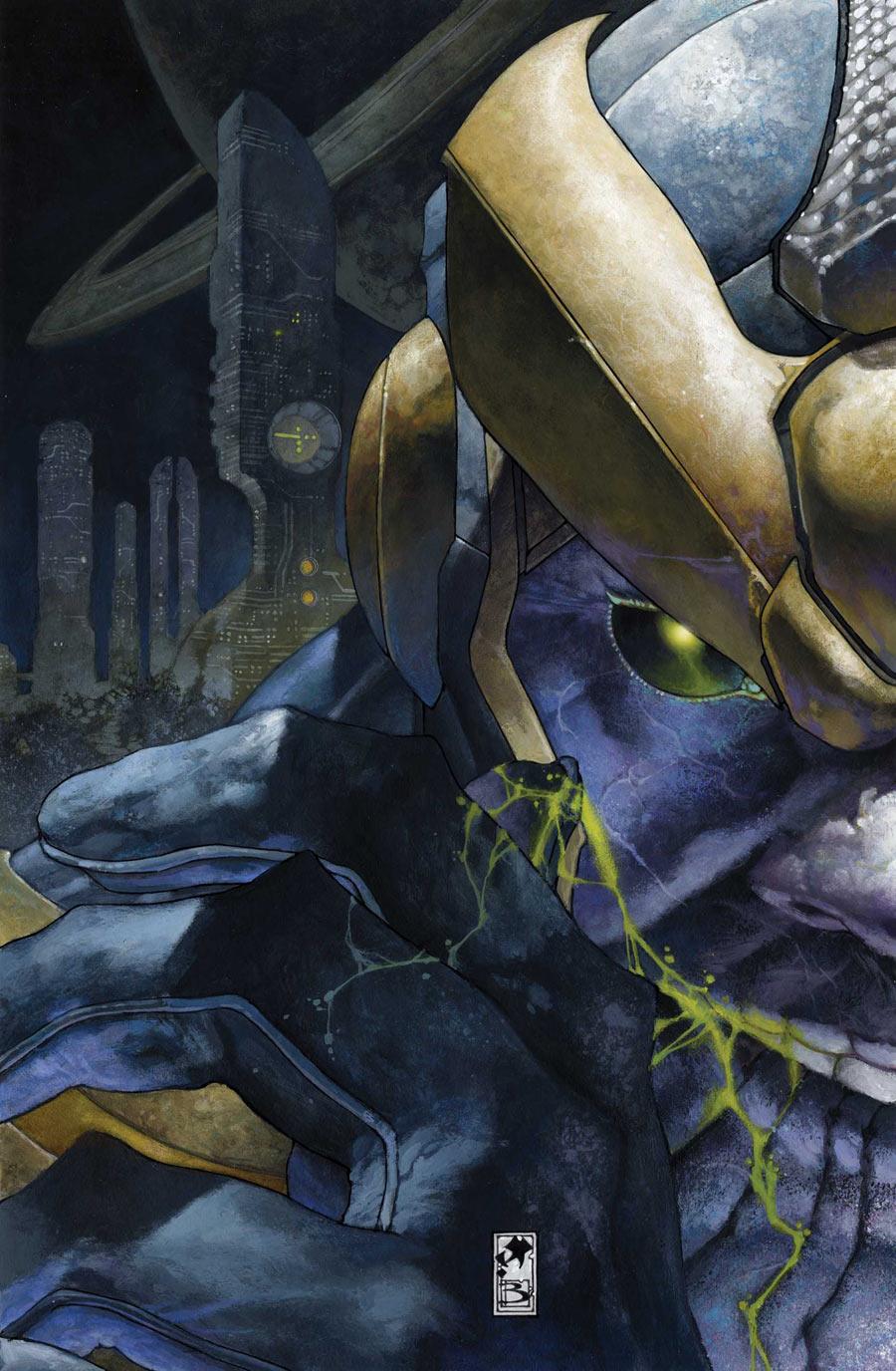 Thanos (Terra-616)/Galeria