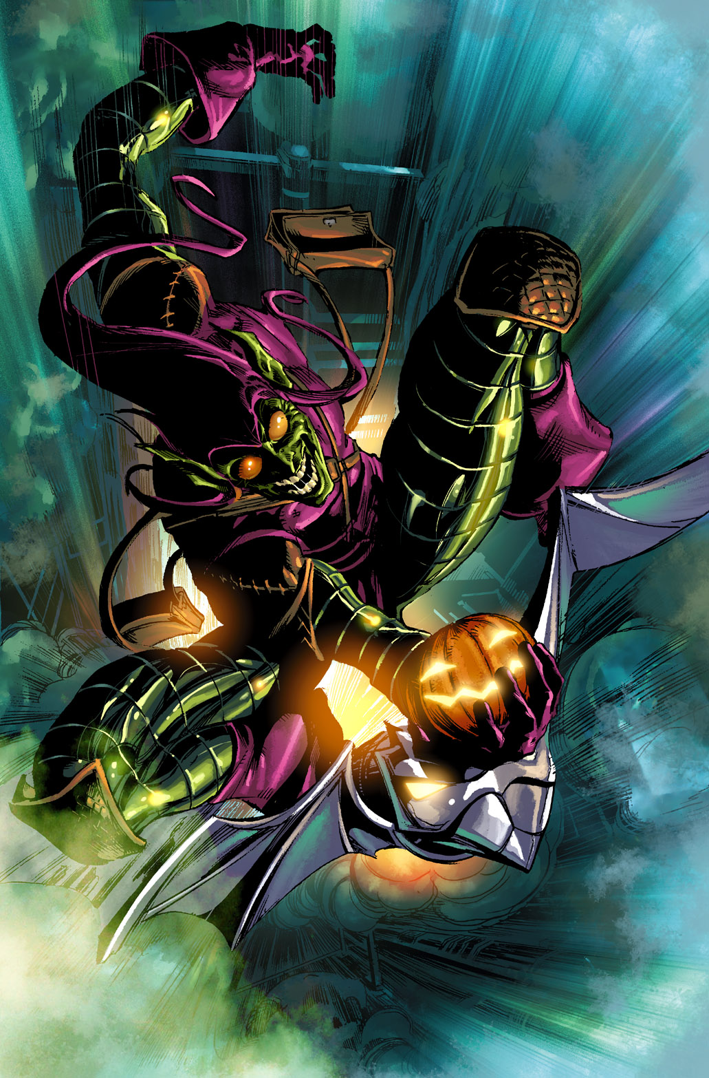 Norman Osborn (Tierra-616)